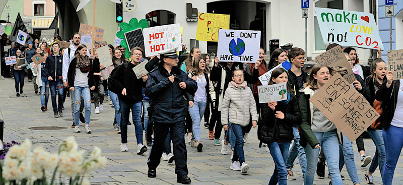 Fridays for Future VIB Stadtplatz