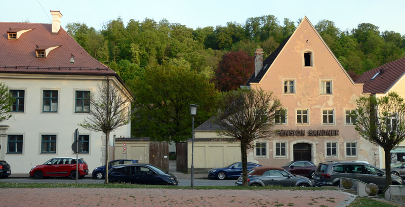 Pension Sandner Freyung